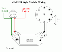5 pin gm hei ignition module wiring diagram 5 wiring diagrams description hei4pinwire01 pin gm hei ignition module wiring diagram