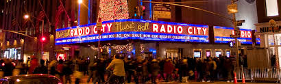 Radio City Music Hall New York Seating Chart Radio City Music Hall Tickets And Seating Chart