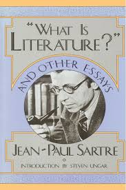 com what is literature and other essays  com what is literature and other essays 9780674950849 jean paul sartre steven ungar books