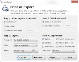To Do List Or To Do List Print And Export Task Lists And Notes In Swift To Do List