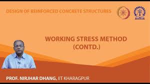 Working Stress Method Of Rcc Design Working Stress Method Contd