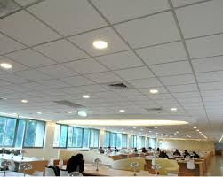 office false ceiling. Grid False Ceiling For Office Mall F