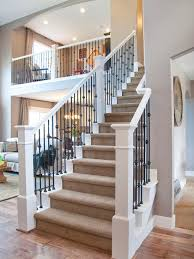 Stairs, Exciting Wrought Iron Stairs Wrought Iron Indoor Railing White With  Black Iron Stairs Indoor