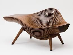 korean furniture design. Sculptural South Korean Contemporary Furniture Design By Bae Se Hwa In Bent Walnut N