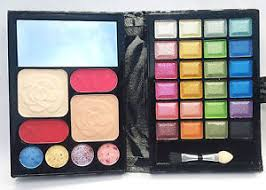 complete makeup kit. image is loading steel-paris-complete-makeup-kit-shade-1-no- complete makeup kit t
