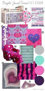 Bedroom Mood Board Mood Board Bright Jewel Toned Kids Bedroom Our Diy House The