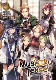 Mushoku Tensei Light Novel Download Mushoku Tensei Jobless Reincarnation Vol 1 By Rifujin Na