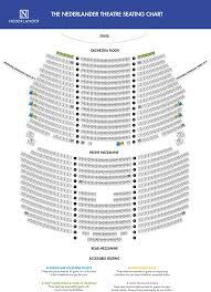 Aladdin Theater Nyc Seating Chart Nederlander Theatre Seating Map Theater Seating Theatre