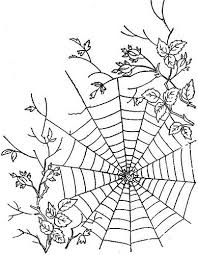 web drawing 1886 ingalls spiderweb in roses spider webs embroidery and spider