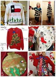 32 diy ugly sweater ideas diy ugly sweaters