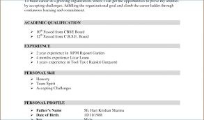 Simple Cover Letter Format Resume Layout Com