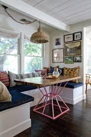 breakfast banquette furniture. Awesome Dining Banquette Bench Curved Archives House Beautiful Table For Modern Breakfast Furniture