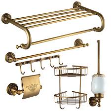 Decorative Bathroom Accessories Sets Buy Bathroom Decorative Accessories Hardware Sets at HomeRises 96
