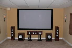 Charming Cool Design Home Theater Interior Ideas  Idolza - Interior design for home theatre