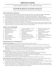business systems analyst resume business systems analyst sample resume nice best secrets about