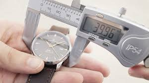 Mens Watch Case Size Chart How To Measure A Watch Case Size Easily Guide The