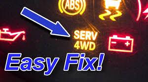 Dodge 3500 Service 4wd Light Serv 4wd Cheap Fix Transfer Case Tip