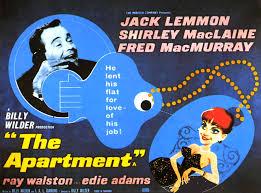 The Cinemascope Cat The Apartment 1960