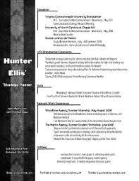 Hunter Ellis S Resume By Hunter Ellis Issuu