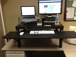 image of adjule desk riser