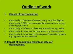 essay on overpopulation outline  essay on overpopulation outline essay on overpopulation outline