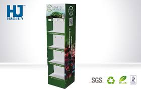 Hs Code For Display Stand Cardboard Beverage Display Stand Advertising Chinese Tea 15