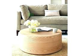 round wooden coffee table wood rustic large square tray
