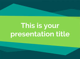 Dark Green Powerpoint Background Free Green Powerpoint Templates And Google Slides Themes