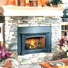 gas fireplace replacement cost fireplace gas leak repair cost