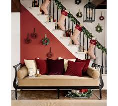 Mantle Without Fireplace Where To Hang Stockings If You Dont Have A Fireplace Or Mantel