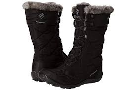 Columbia Winter Boots Size Chart The Best Winter Boots Lightweight Warm And Packable