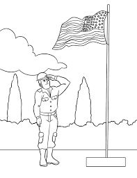 Small Picture Flag Day Morning Ceremony Coloring Pages Download Print Online