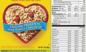 fda to cheerios you re claiming to serve s for breakfast cheerios nutrition
