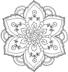 Small Picture chakra mandala coloring pages free printable abstract coloring