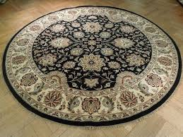 home interior odd 8 round area rugs safavieh retro black grey ft x rug ret2770