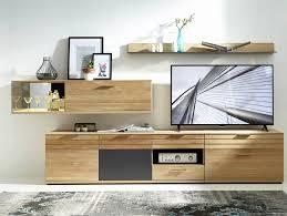 Das Beste Von Bilder Von Wohnwand Modern Holz Ebenfalls Original