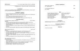 Cna Resume Template Resume For Cna Resume Template Srhnf Info