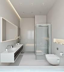 bathroom lighting ideas ceiling. Ceiling Lights, Bathroom Light Ideas Lighting Design White Wastafel And Closet Shower: D