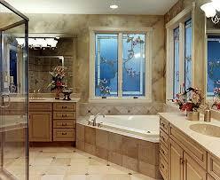 master bathroom floor plans corner tub. Bungalow Traditional House Plan 50043 Master Bathroom Floor Plans Corner Tub L