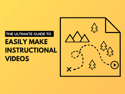 Effective Charts Never Overwhelm An Audience The Ultimate Guide To Easily Make Instructional Videos