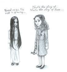 samara and esther by lgun92