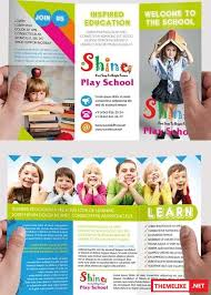 tri fold school brochure template school psd tri fold psd brochure template all design template