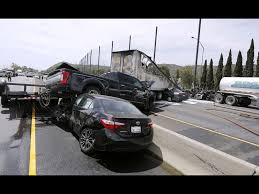 1 dead and at least 9 injured in multivehicle crash on 5 Freeway ...