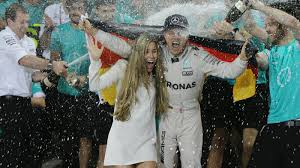 Nico Rosberg s Formula One Championship Trophy Was Lost In The.