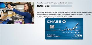 The referral bonus offer is available to eligible personal checking account holders approximately 30 days after account opening. Earn 5x In New Categories With Chase Ink Business Cards Targeted