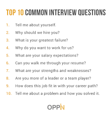 the career center blog page  oppin co best of job interview
