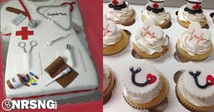 30 Nursing Graduation Cakes I Dare You To Use 18 Nrsng