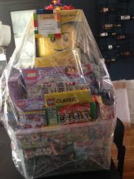Raffle Prize Ideas For Kids Lego Raffle Basket For Pta Sponsored Event Filled With Over