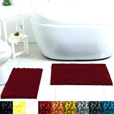 unique bathroom rugs on and rug runner sets