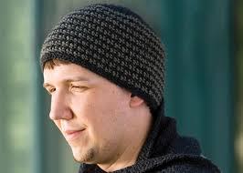 Mens Crochet Beanie Pattern Interesting Crochet For Men 48 FREE Crochet Patterns Any Guy Will Love Interweave